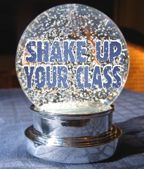 Shake Up Your Class, by Gideon Burton
