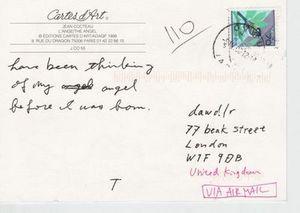 Postcard from Dawdlr