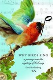 Cover of Why Birds Sing by David Rothenberg