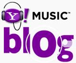 Yahoo music blog logo